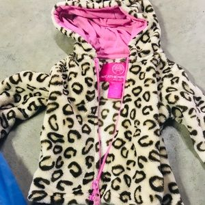 Jackets & Blazers - Infant cheetah jacket